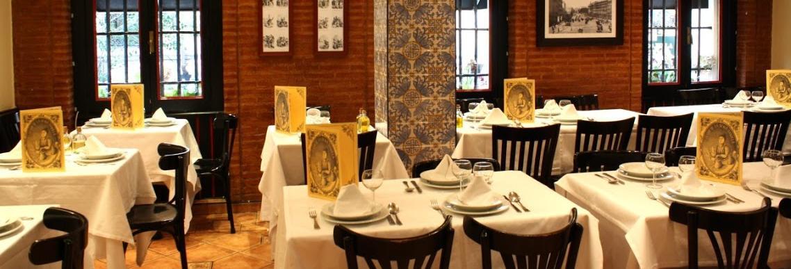 sala para comidas de grupos en madrid