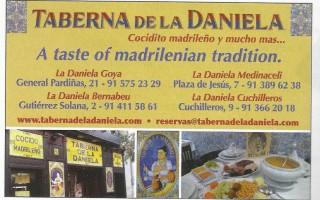 La Daniela Ronda Iberia
