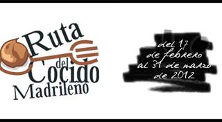 Ruta Cocido Madrileño